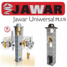 JAWAR UNIVERSAL PLUS 6M Ø200 + 2W