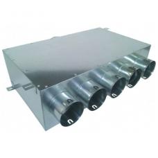 Akustinė oro paskirstymo dėžė