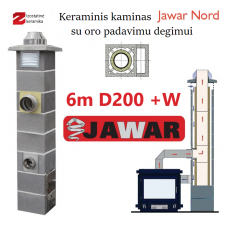 Jawar Nord  6m Ø200 + W